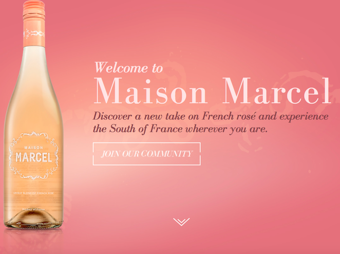 MaisonMarcelWebsite