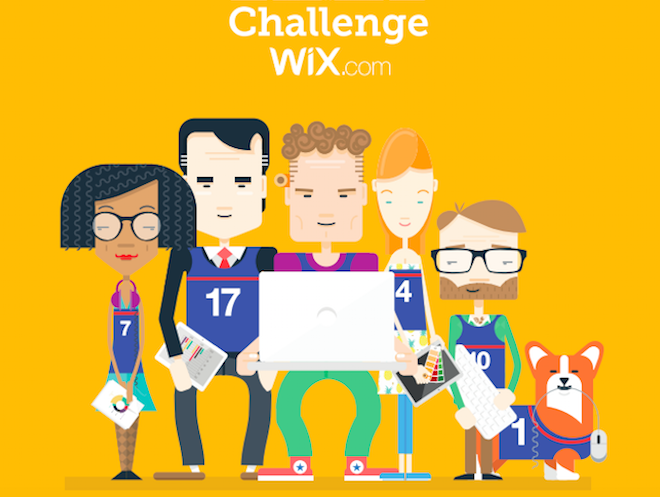 Hudson Mind Supports Mix & Wix Challenge